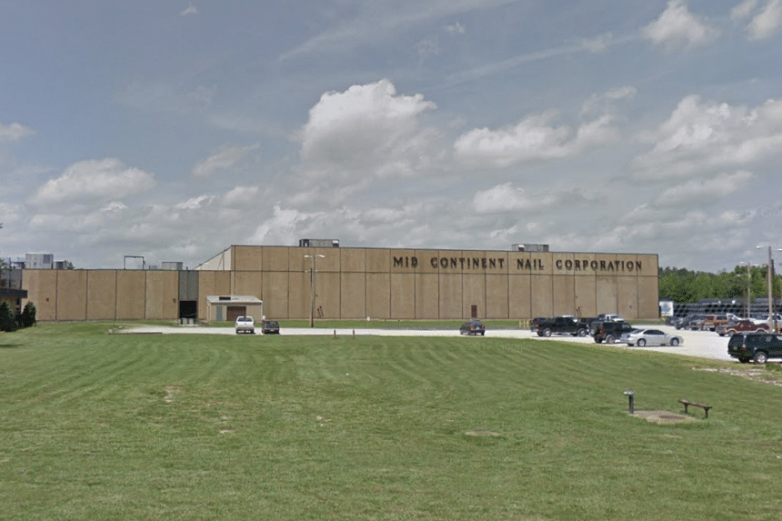 60 workers at Mid-Continent Nail, America's largest nail manufacturer, lost their jobs on June 15, 2018, at a factory in a part of Missouri that voted overwhelmingly for Trump.