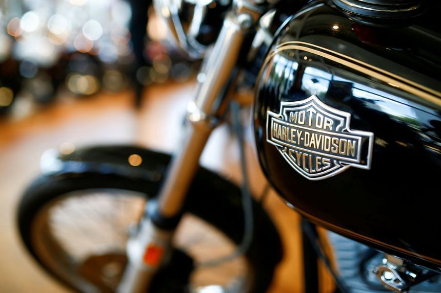 Harley-Davidson said it would not pass on any retail or wholesale price increases in the EU and that the company would instead focus on shifting some US production.