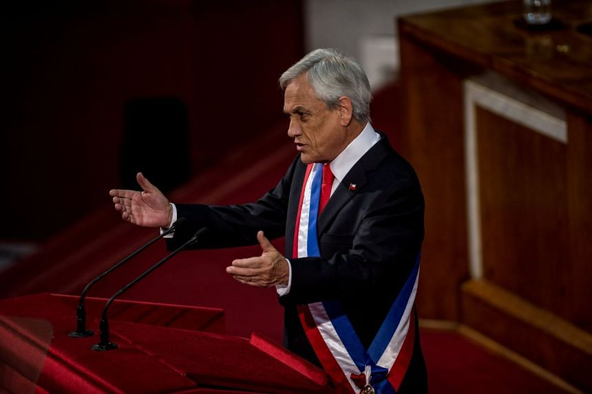 The decision by Chilean President Sebastian Pinera's government is part of a migration plan introduced to cope with the arrival of hundreds of thousands of migrants over the last four years.