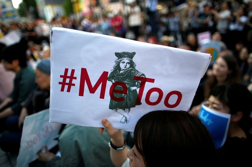 The #MeToo campaign went viral last October, with Hollywood producer Harvey Weinstein accused of sexual misconduct by more than 70 women.