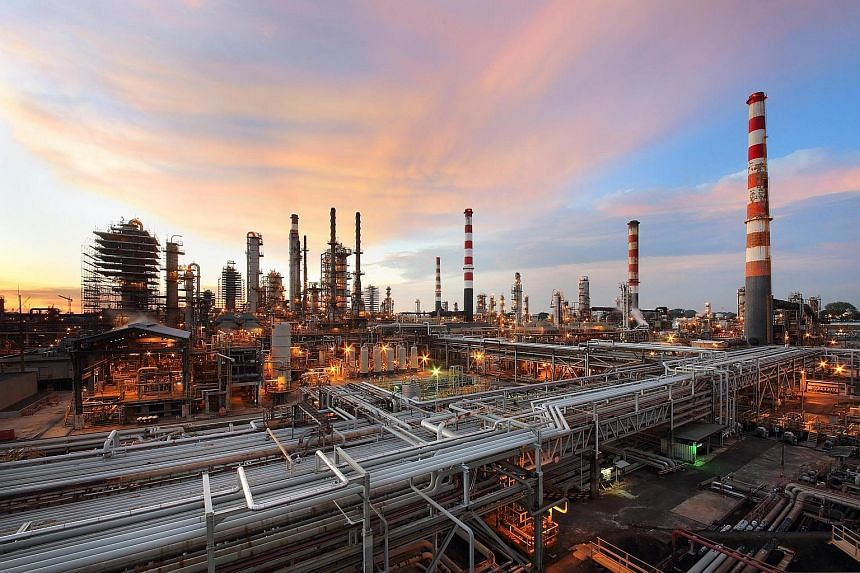 ExxonMobil's Singapore refinery. A final investment decision for the expansion project at its integrated manufacturing facility here is targeted for the first half of next year, with production start-up envisaged for 2023.