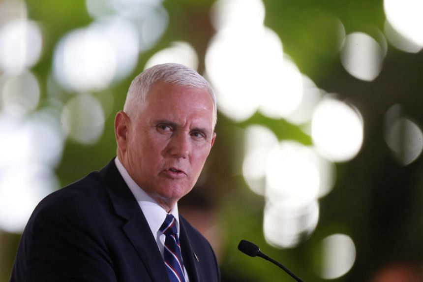 US Vice President Mike Pence made the comment during a joint statement to press with Brazilian President Michel Temer amid an immigration crisis on the United States' southern border with Mexico.