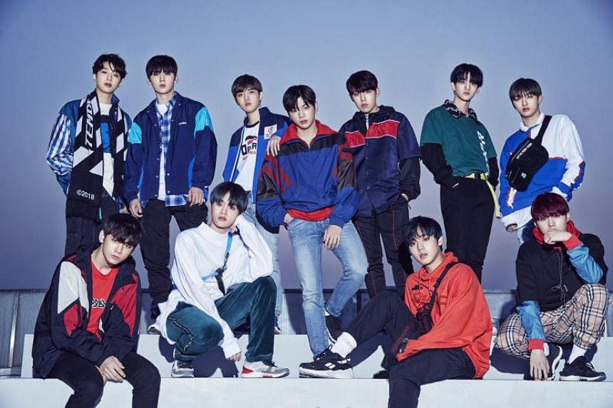 This may be the last time boyband Wanna One will be performing in Singapore before they are expected to disband at the end of the year.