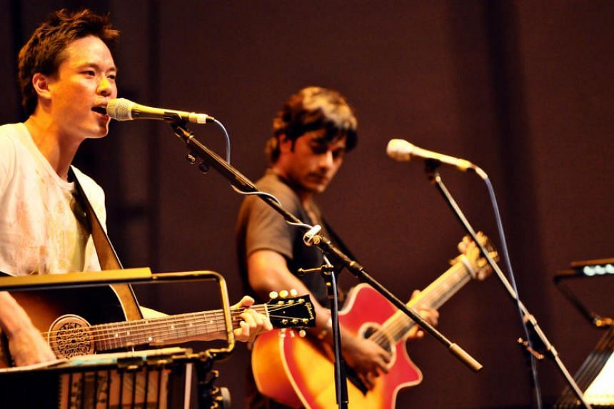 Local musicians Jack and Rai will entertain the crowds ahead of the World Cup's first round-of-16 game at 10pm.