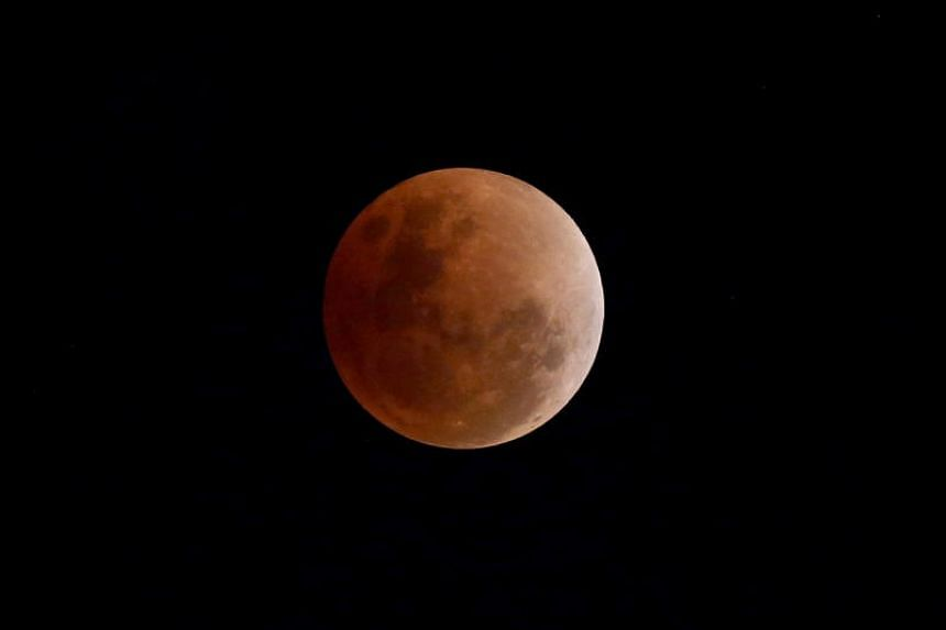 Earlier this year, on Jan 31, a rare astronomical event caused much excitement among enthusiasts when a lunar eclipse, blue moon and a supermoon occurred simultaneously.