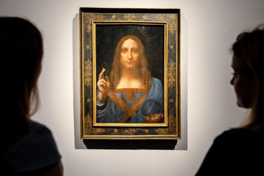 The Salvator Mundi was the only one of the fewer than 20 paintings believed to be the work of the famed Renaissance Old Master still in private hands when it went under the hammer at Christie's in November.