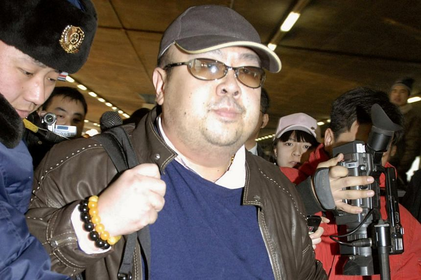 Mr Kim Jong Nam was allegedly killed with a toxic nerve agent at Kuala Lumpur International Airport last year in a Cold War-style hit that shocked the world.