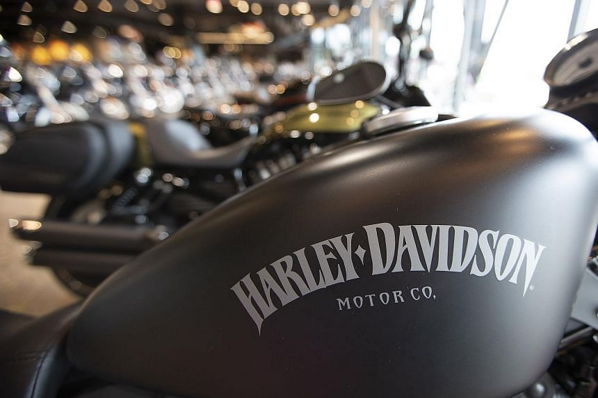 Harley-Davidson's plans to move some of its motorcycle production abroad have been criticised and was threatened with punitive taxes.