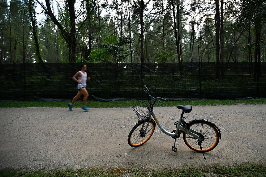 oBike announced on June 25 that it was ceasing operations in Singapore, saying it foresaw difficulties in meeting upcoming Land Transport Authority licensing requirements.
