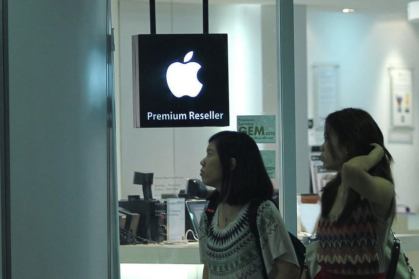 Epicentre Holdings cited competition from other Apple Premium Retailers and the Apple store at Orchard, which opened last year, for the divestment.