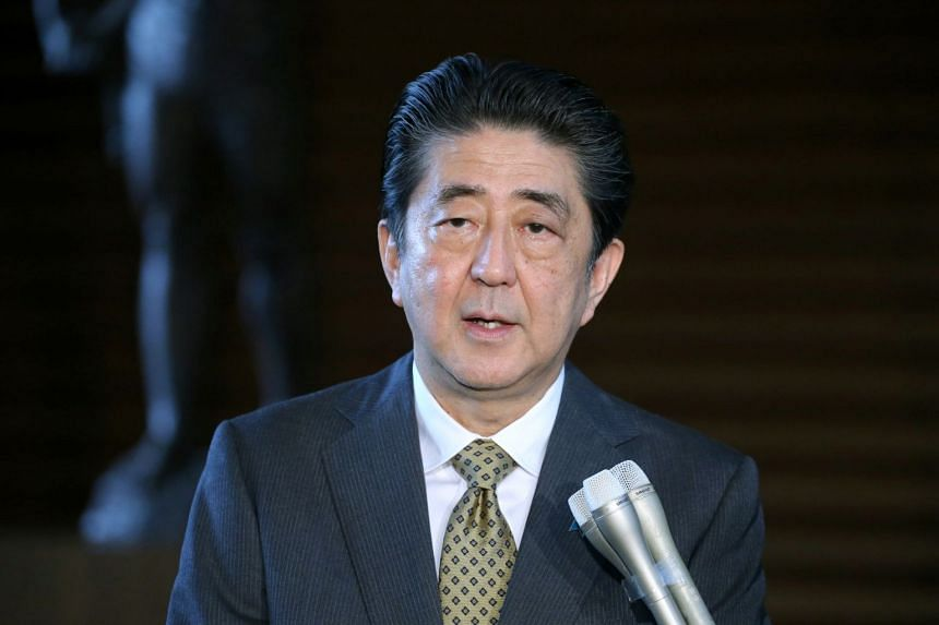 Japanese Prime Minister Shinzo Abe said on June 16, 2018, that his country was ready to pay for the International Atomic Energy Agency's inspections to achieve North Korea's denuclearisation.