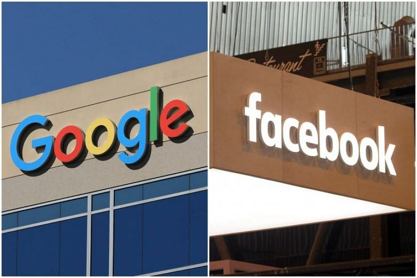 Facebook and Google have faced criticism for their role in selling political ads after Russians allegedly bought ads to sway American voters around the 2016 US presidential election.