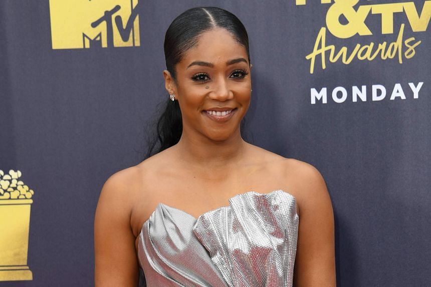 Among the women invited to join the Academy of Motion Picture Arts and Sciences are Christine Baranski, Tiffany Haddish (above) and Amy Schumer.