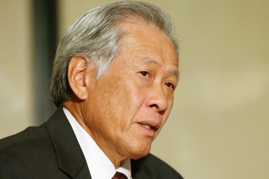 """Defence Minister Ng Eng Hen hopes Singapore can provide a """"safe physical and intellectual haven"""" for new paths to be forged."""