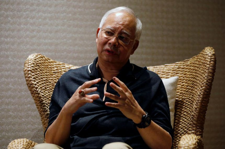 """Former Malaysian prime minister Najib Razak said he and his wife """"have been gifted with a lot of items by foreign leaders as well as personal friends"""" due to his position as prime minister."""
