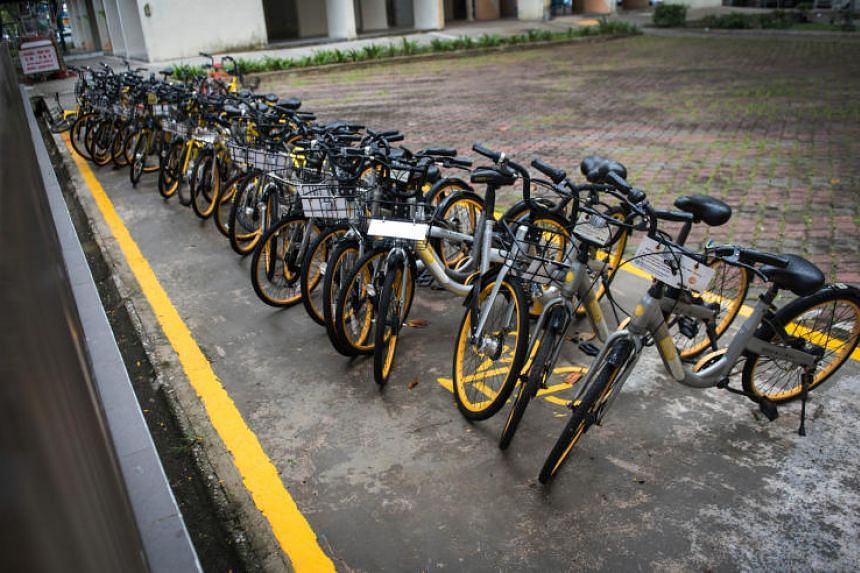 oBike has been silent on when it will remove the bikes, or if it will refund the $49 deposit users paid to utilise the service.