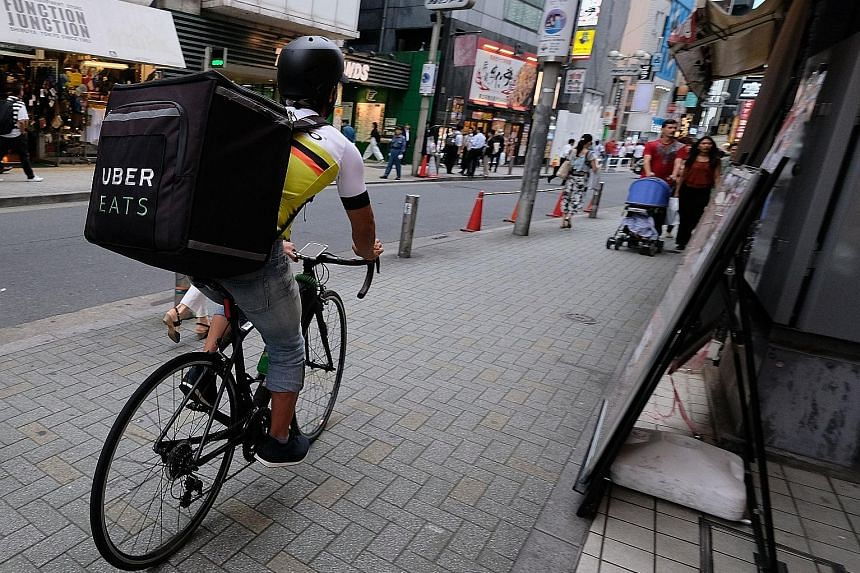The Japanese may not have warmed to Uber's ride-hailing operations, but meal delivery service UberEATS has been a hit in Tokyo since its arrival in 2016.