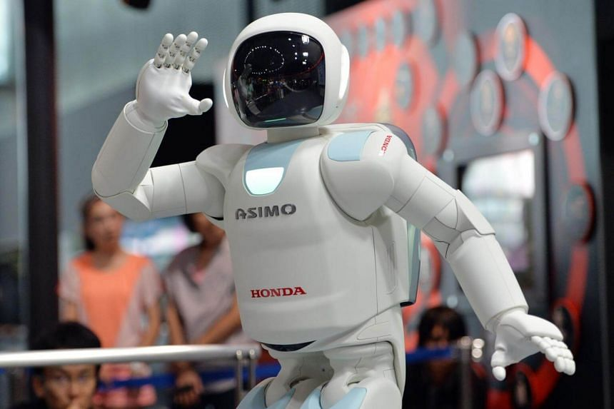 Honda said it may scrap future generations of Asimo, now on its seventh iteration.