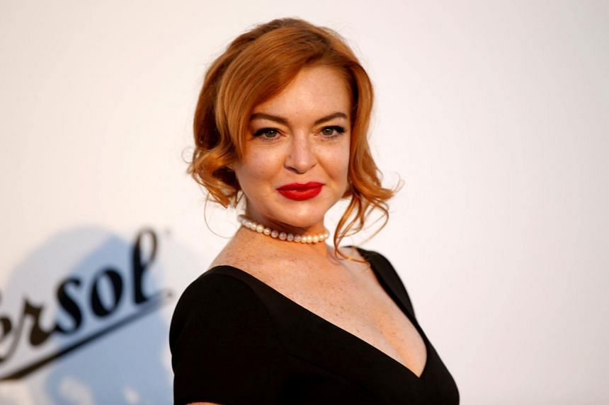 Lindsay Lohan said she first discovered Dubai in 2008, when she hosted the opening of an Atlantis resort.