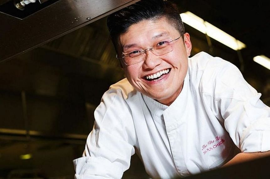 Chef Lee Che Liang is executive chef of Park Chinois.