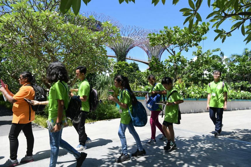 Singapore is hosting the ninth edition of the Actions For Earth - Global Youth Summit.