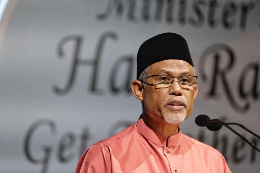 Minister-in-charge of Muslim Affairs Masagos Zulkifli called for a mindset change to supporting vulnerable families in a speech at an annual Hari Raya gathering.