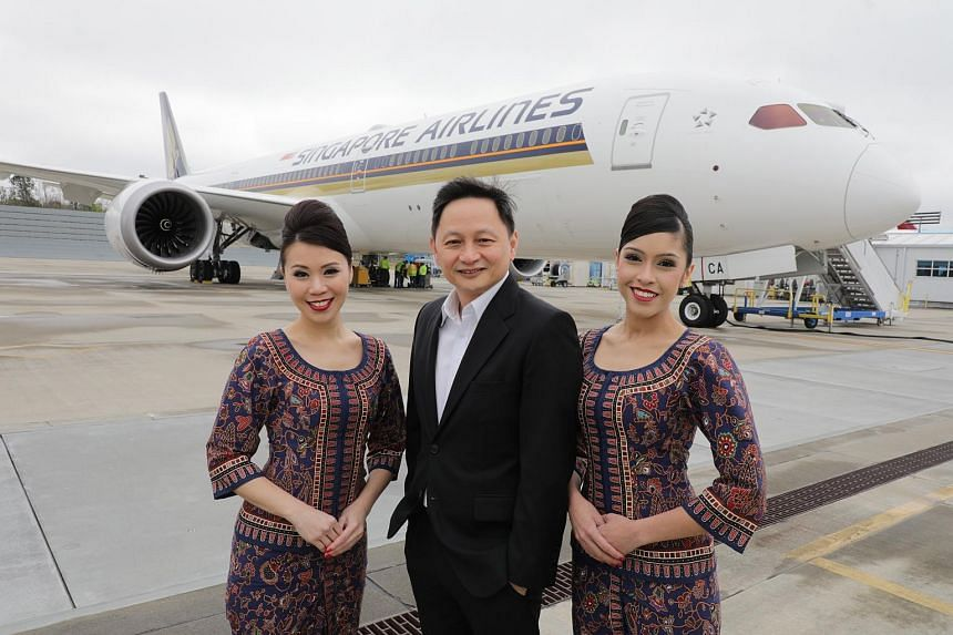 Singapore Airlines chief executive Goh Choon Phong received $4.32 million in total remuneration in the year ended March 31, 2018, from $5.02 million the previous year.