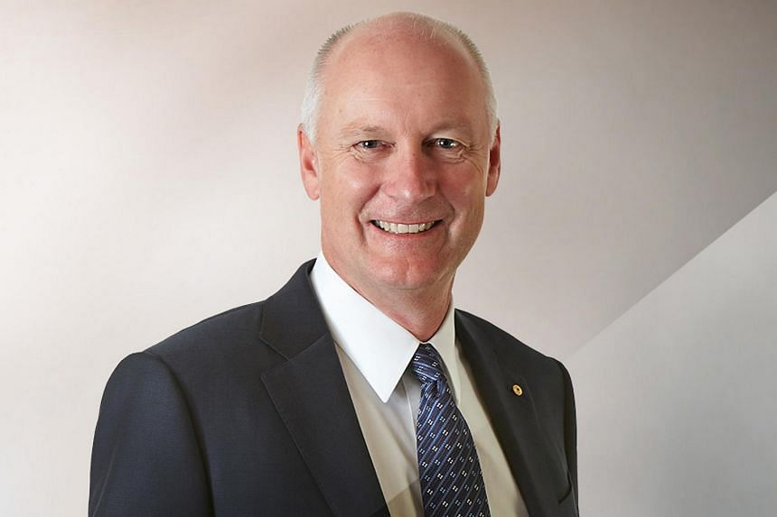 Former Wesfarmers Ltd CEO Richard Goyder, who will assume the role of chairman at Qantas from October.