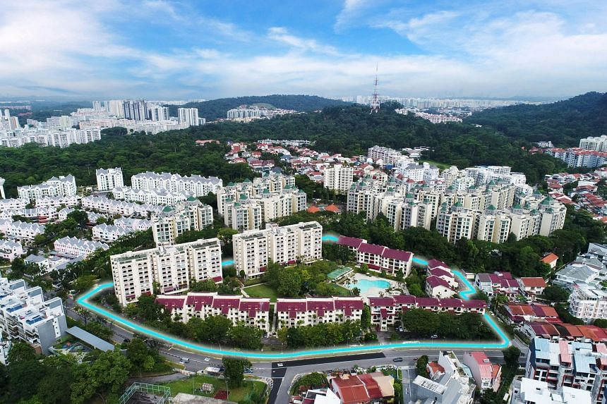 Owners of the 210-unit Goodluck Garden in Toh Tuck Road will go to court after the Strata Titles Board issued a stop order yesterday.
