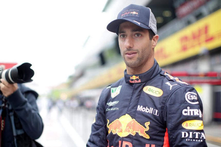 Daniel Ricciardo is out of contract at the end of 2018 and has been reviewing his options including Ferrari and Mercedes.