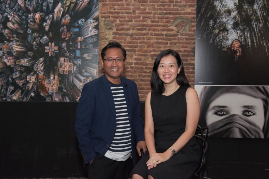 """Pixerf, founded by former creative agency professionals Sa'at Ismail and Michele Lee (both above), is a digital platform that was created to address the existing shortage of visual content that """"authentically represents Asia's diverse landscape""""."""