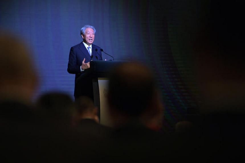 Deputy Prime Minister Teo Chee Hean (pictured) will meet key Chinese leaders, such as Vice-Premier Han Zheng on June 29, 2018, at the Great Hall of the People in Beijing.