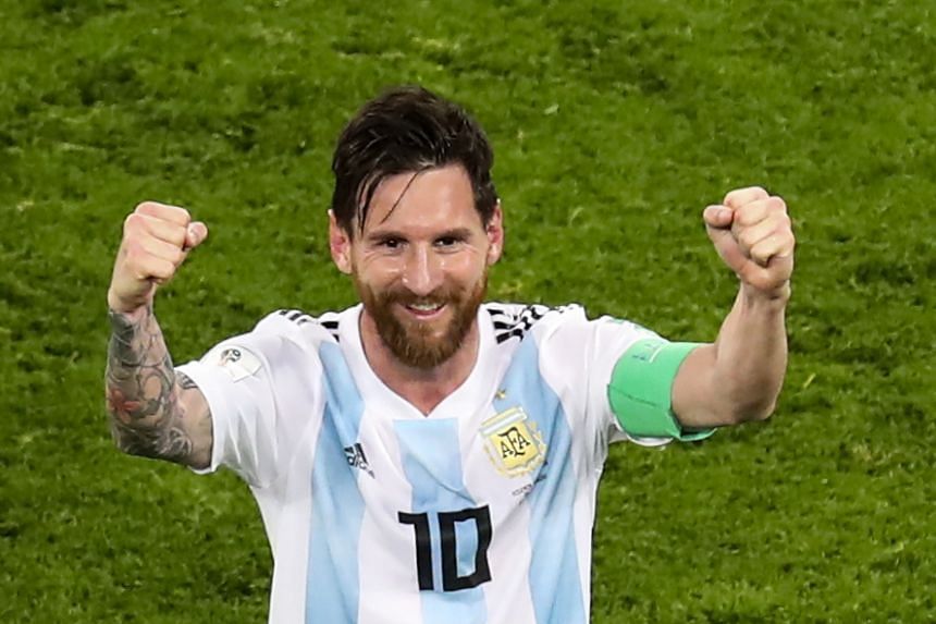 The standout last-16 tie on paper pits France against Lionel Messi and the Argentinians, who might be happier than anyone at Germany's elimination.