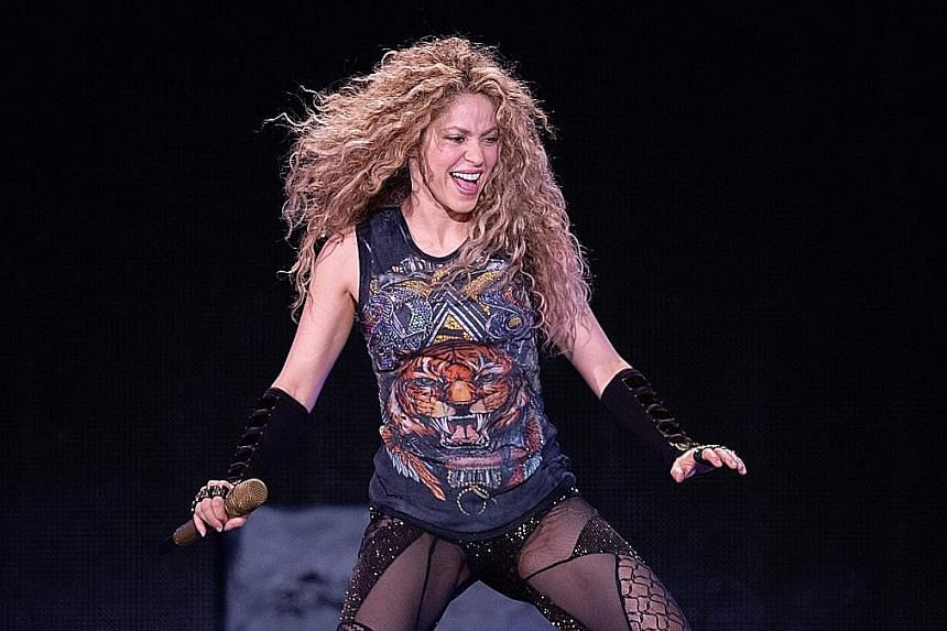 Social media users had called Shakira a Nazi for putting up for sale her World Tour necklace with hidden swastikas.