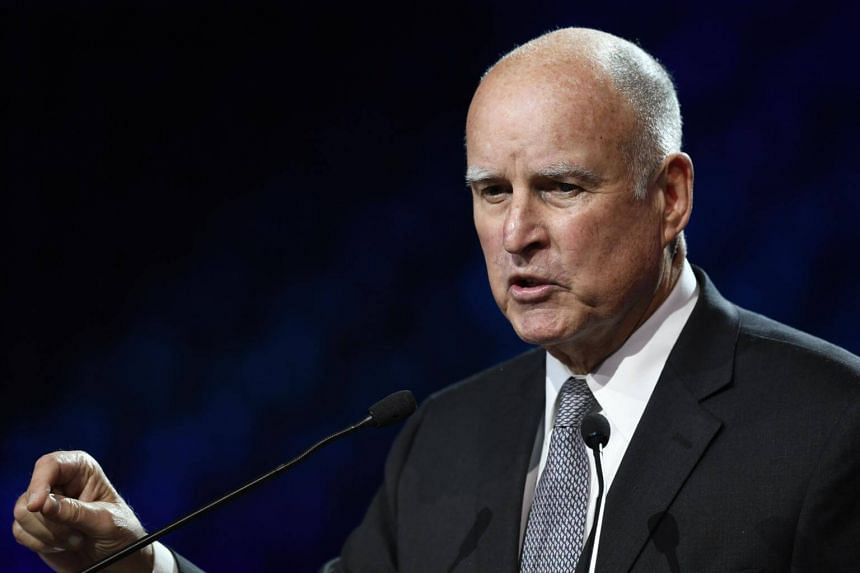 California Governor Jerry Brown signed the data privacy legislation hours after it unanimously passed the two houses of the legislature.