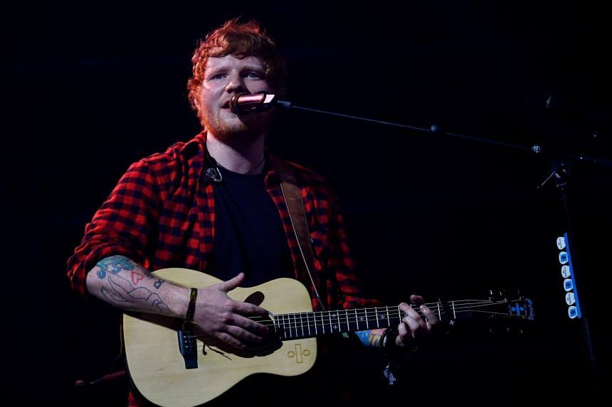 Ed Sheeran was sued for at least US$100 million for allegedly copying parts of Marvin Gaye's classic Let's Get It On for his Billboard Hot 100 hit Thinking Out Loud, on Jun 28, 2018.