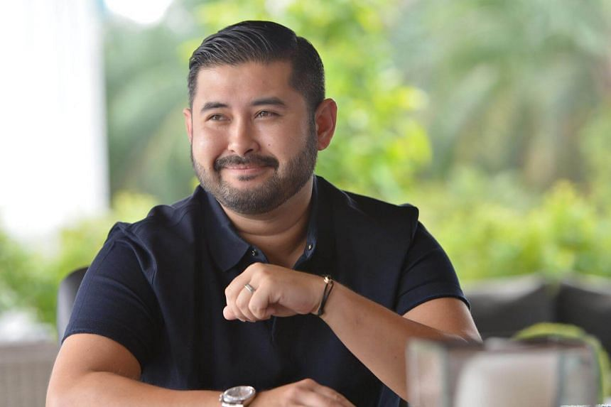 """Johor's Crown Prince Tunku Ismail Sultan Ibrahim called Singapore """"a neighbour and a friend"""" in a tweet, on June 28, 2018."""