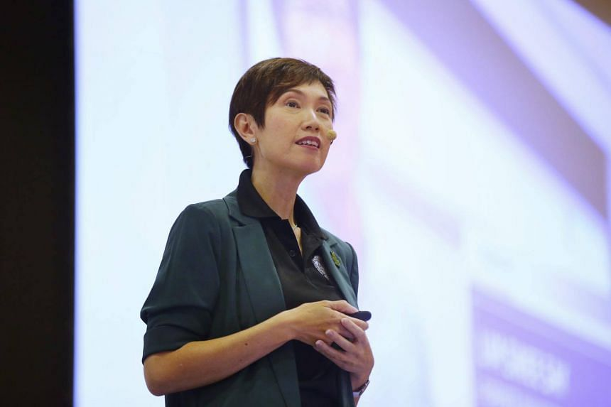 Manpower Minister Josephine Teo said that brick-and-mortar stores cannot compete on cost alone and must reinvent themselves, thanks to the digital economy.