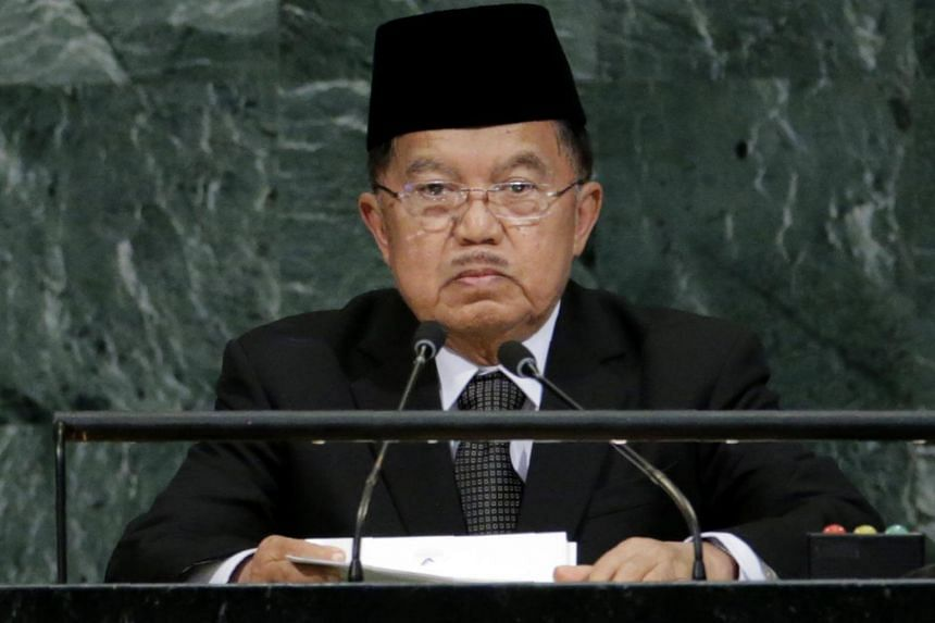 Vice-President Jusuf Kalla is serving his second term after serving his first term in office in 2004.