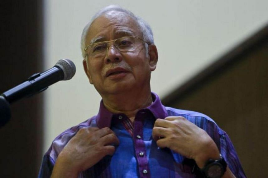 Malaysia's former premier Najib Razak, who chaired the 1MDB advisory board, pointed out that he had held similar positions in other organisations and such problems did not arise.