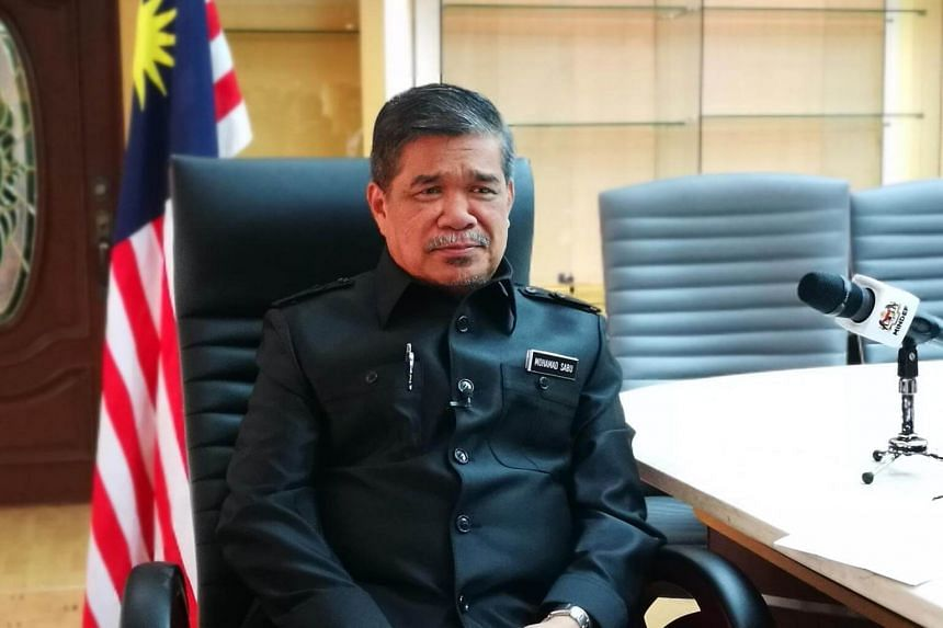 Malaysia's Defence Minister Mohamad Sabu likens Singapore and Malaysia to a married couple with periodic problems.