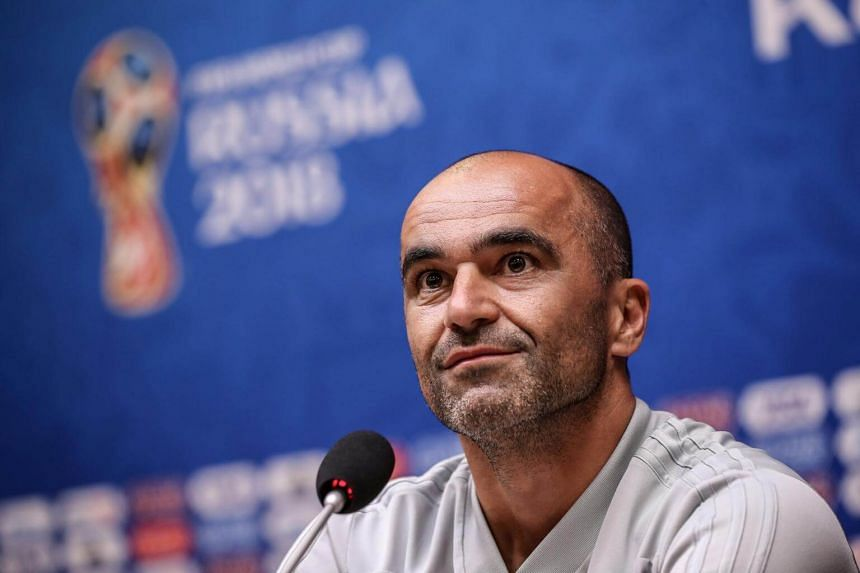 Belgium coach Roberto Martinez brushed aside fears about his team's tougher route face after a 1-0 win over England.