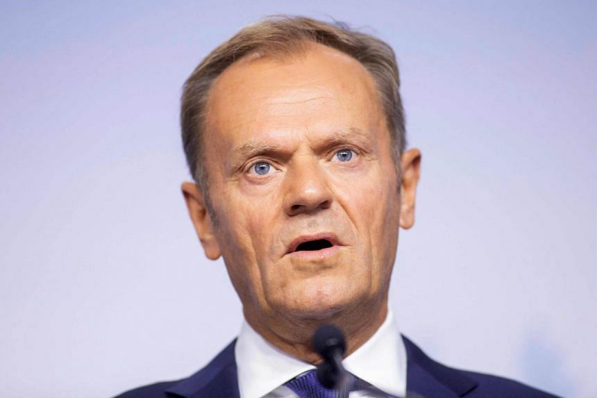Leaders of the EU28 have struck a deal on migration after all-night talks, said European Council president Donald Tusk on Twitter.