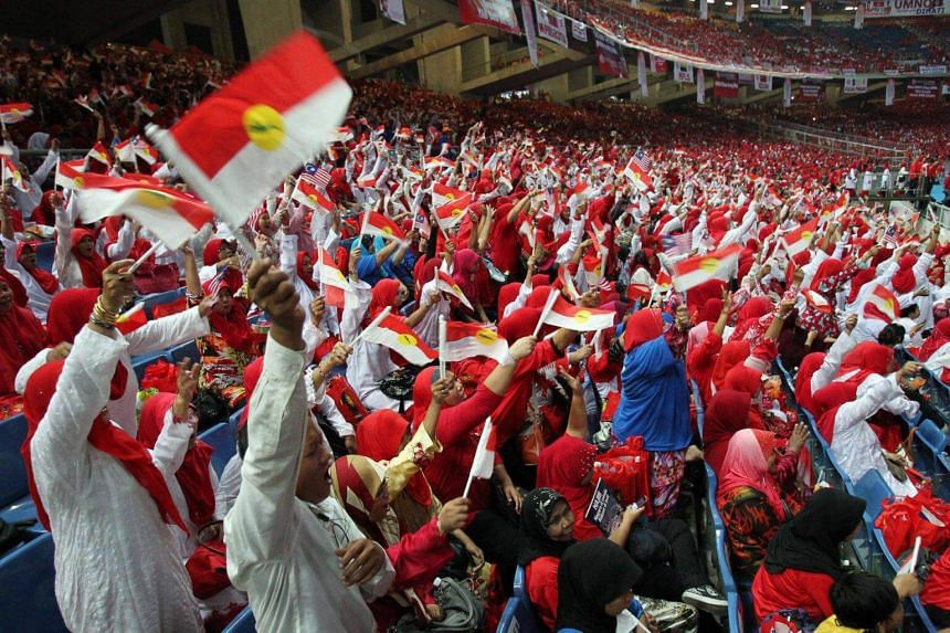 The United Malays National Organisation (Umno) is believed to have received funds from 1MDB, which is the subject of money laundering probes in at least six countries.