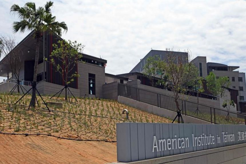 The US maintains a de facto embassy in the form of the American Institute in Taiwan which was established as part of the Taiwan Relations Act of 1979 that governs America's relationship with the island since the US switched its recognition to Beijing