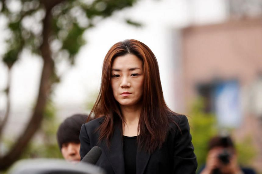 Cho Hyun-min stepped down as senior vice-president at Jin Air in April after reports of inappropriate conduct at a business meeting prompted an outcry over the behaviour of families running conglomerates.