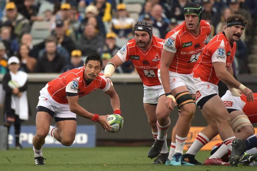 The Sunwolves have never won more than two games in a season and are seeking a breakthrough third when they face the Bulls at the National Stadium on June 30, 2018.
