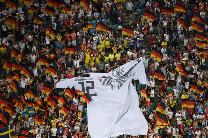 Adidas sponsors some 12 teams taking part in the ongoing World Cup tournament.