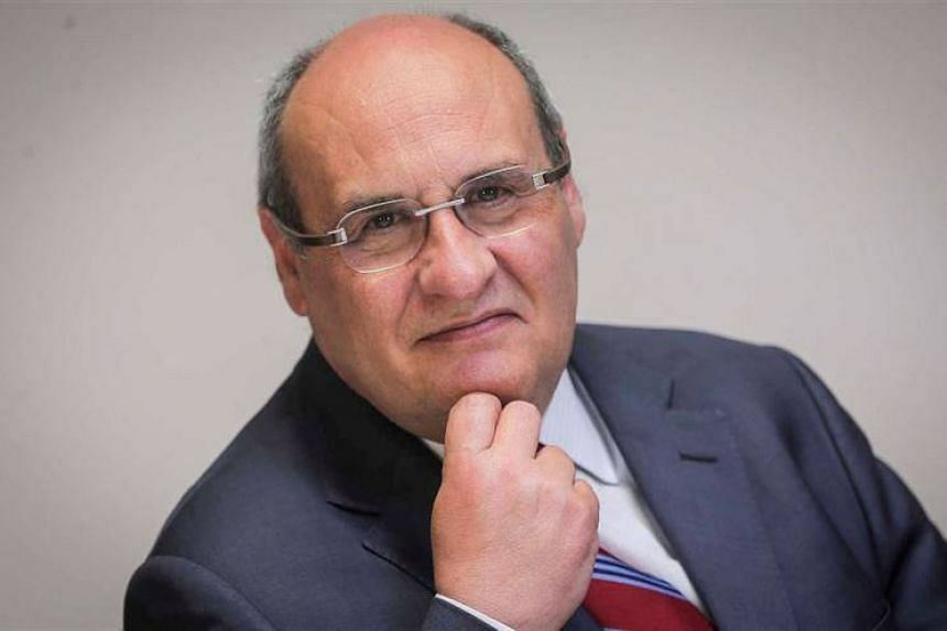 Portuguese politician and former EU commissioner Antonio Vitorino (pictured) beat current IOM deputy chief Laura Thompson of Costa Rica, who came in second.