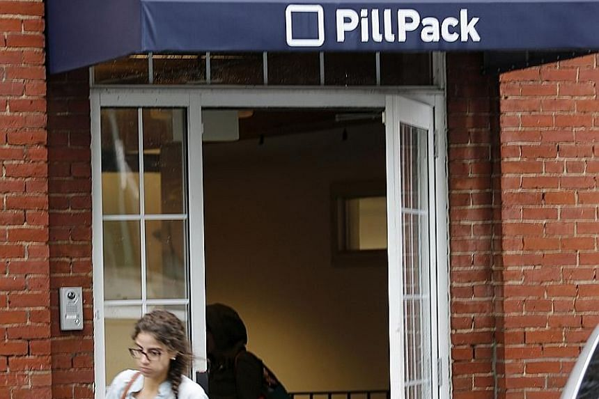 PillPack is an online pharmacy that distributes its pills in easy-to-use packages designed for consumers with chronic conditions and multiple prescriptions. It has long been seen as a target for larger businesses looking to expand their reach in onli